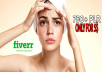 give top quality over 750 plr articles on acne,hair loss and skin care
