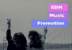 post your music on our leading edm news blog