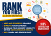 give All In One – 10,000 Backlinks, UNLIMITED Traffic, PR9 Social Bookmarks