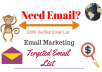 write a killer email for your marketing campaign