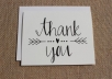 write thank you cards for you