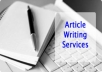 Make professional write ups within 24hrs