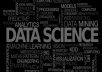 Do Predictive Modelling and Data analytics in Python