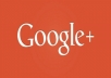Provide 300+ Google Plus Active & Non Drop Followers