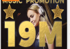 provide you 10.000 youtube views to your video