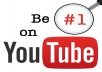rank your YouTube video very high