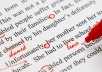 proofread and edit your texts in English, German, Slovenian, Croatian, Bosnian