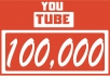 Get Fast Real-Instant 100,000+ Youtube Video Views