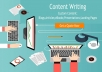 Do 200 SEO Article Writing, Content Writing For Your Website