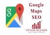 Do you want to get your business ranking in top 3 on google maps or places 