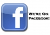 promote your Business,Website,Product, etc on facebook via 160,761 REAL fans