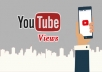 I will give 10000 Youtube Views. Getting youtube view is difficult specially when your account is new. Reaching 10,000 youtube views take years. Lets make your life easier with this service.  10,000 youtube views no cancellations once started.  Limited time only! Order Now! Check the extras Below!  Do not hesitate to send a message if you have a question or inquiries.
