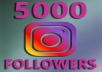 Add 1000 High Quality Fast Instagram Followers NON DROP to Your Account