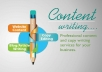 write 1000 words SEO article,blogs,content in 12 hrs