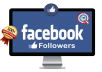 Give u 350 Facebook  Followers to your account