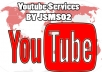 give you1000 Youtube subscribers to your channel Non Drop