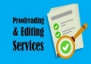 edit, proofread, and rewrite your article, blog post, and even dissertation.