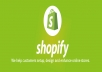 give you a shopify premium theme