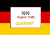 provide 7070 germany traffic for your web site