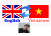 translate 1000 words English to Vietnamese