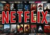 Sell ​​Netflix and Spotify Accounts Premium