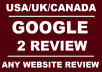 do google verified review