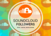 Grow 1000+ Soundcloud followers to rocket SEO