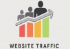 provide 1M Web Traffic.