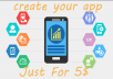 create a custom android app for whatever you want