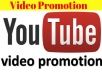Do Faster Organic Youtube Promotion