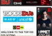 Promote Your top dj votes with Different IP,s