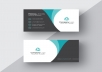 make professional business cards