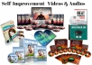 Provide You Self Improvement Videos And Audios Package