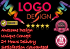 create unique and brand style of logo