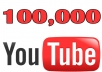 add 100,000+ YouTube Video Views Guaranteed & Permanent
