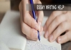 Help write for you