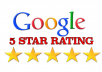 write Permanent 3 google reviews for your business