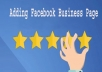 Get 100 Amazing Facebook five star reviews and rating on your fan page in 6 Hrs