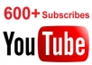 Minimum 600