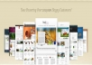 give you very elegant Wordpress Themes for Business,Homepage or Websites