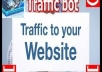 Give You Traffic Software Generator Easy to Setup