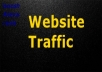 send 6,000 visitors to your website