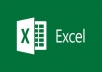 do excel formula, functions and charts