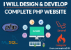 Fix And Create Website,Web Portal In Laravel And Php