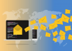 Provide the solution for enterprises to deal with email deliverability