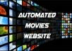 Make Automated Movies Website