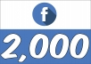Add 2,000 Fan Page Likes (INSTANT) Super Fast