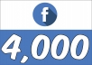 Add 4,000 Fan Page Likes (INSTANT) Super Fast