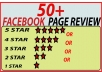 GET 50+ Any star rating for 5$,Guranteed service,very fast delivery,non drop