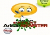 Rewriter Your Articles 1000 Content To Generate Thousands Of Unique Victors In Seconds!